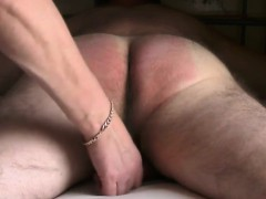 exercise-spanked