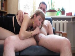 Her Husband Fucked Blonde Wife