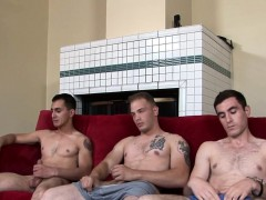 Soldiers Raw Dawg And Cum