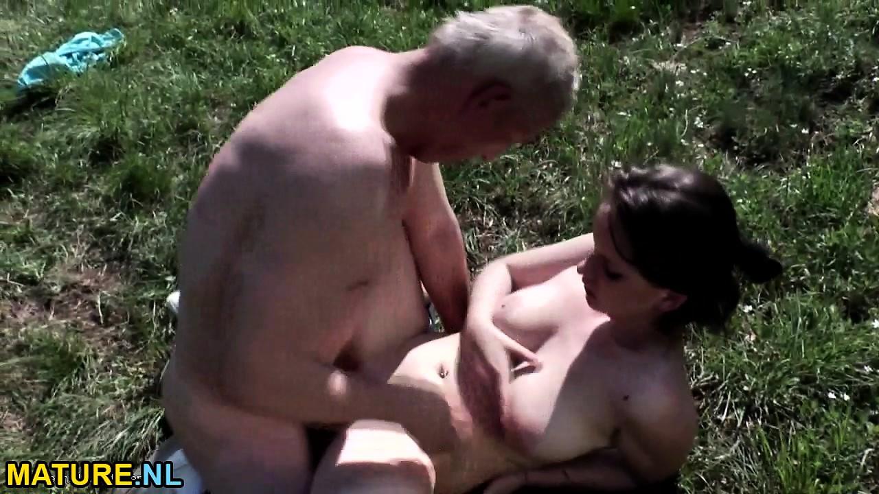 Grandpa Fucks Teen Latina