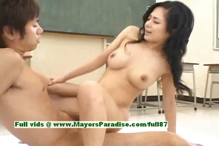 Sora Aoi Gif Fucked In The Classroom