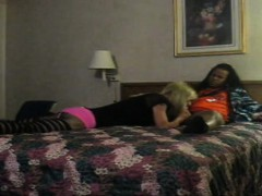Homemade Interracial Sex Having A Blonde Cd