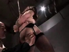 Kinky Japanese Lady In Sexy Lingerie Gets Drilled Rough In