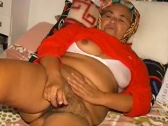 Omapass Greatgrandmother Toy Masturbation