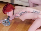 Bdsm girl castration and girl rough porn tubes Analmal Train