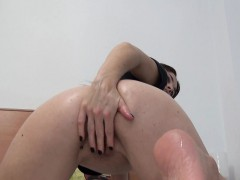 Anal Balls Insertion And Pussy