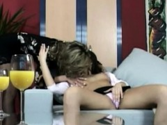Caroline Cage And Eve Angel Lesbian Actions
