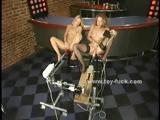 Indonesian prostitute masturbates with vibrator and fucking