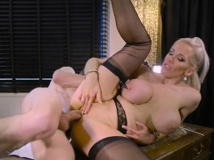 Hot Slut Rebecca Moore Gets Fucked And Facialized