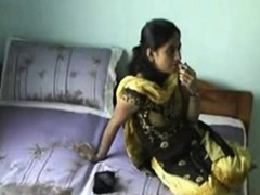 Sexy Indian On Webcam Teasing