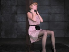ginger-bdsm-sub-whipped-while-being-tied-up
