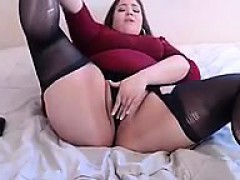 bbw-plays-with-sex-toys-solo