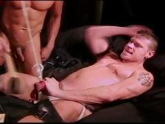Cbt Hot Hung Smooth Muscle Stud Has Balls Punched And
