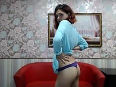 Teen Slut Sophie Masturbating On Live Webcam