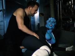 xxx porn video – butt effect a xxx parody