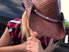 cowgirl-teen-fucks-in-a-truck-outdoor