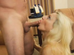 big titted milf cala dick blowing