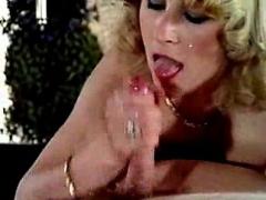 Warning Fantastic Blonde Big Cock Blowjob And Cumshot