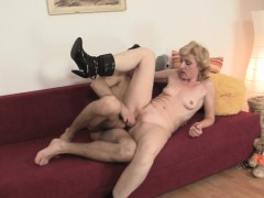 skinny-blonde-granny-spreads-her-legs