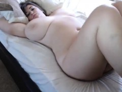 Horny Big Boobs Brunette Whore Rides Cock