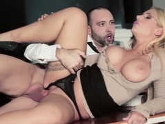 babes – office obsession – kyra hot and pablo