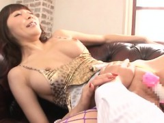 oriental-hottie-gets-tits-and-hairless-pussy-toyed
