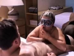 Fat Ass Mature Granny Anal Jump On Big Dick