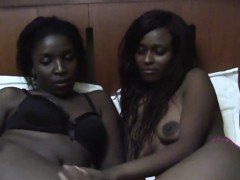 two-very-hot-ebony-lesbian-babes-are-in-their-bedroom