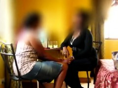 Slutty And Chubby Black Amateur Whores Are Having The Best