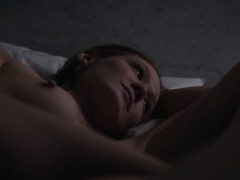 Anna Friel and Louisa Krause - The Girlfriend Experience