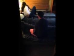 spying my penis screwing sister