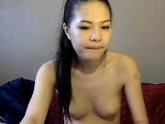 Sexy Asian Toys Her Pussy And Ass On Webcam