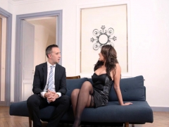 Anna Polina, Nikita Bellucci In The Pleasure Provider Episod