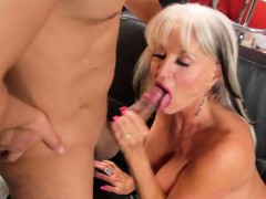 Anal With Busty Mature Sally D'angelo