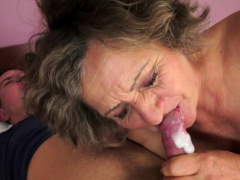 big titted grandmas hairy muffin banged deeply HD