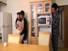 Japan Stepmom Care For Son 1 Watch Part 2 On Hdmilfcam.com