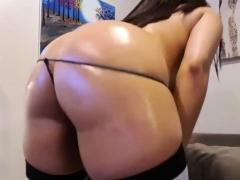 oiled-ass