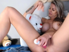 superhot-blonde-hooker-fucks-her-dildo