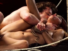 sucking-machine-bondage-and-extreme-gangbang-xxx-poor