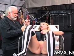 Big Butt Mature Extraordinary Moments Of Coarse Bondage