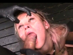 Crying Tied Up Teen Face Fucked With Massive Cock