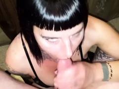 brunette-milf-sucks-big-cock