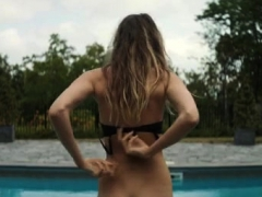 riley keough and abbey lee showing some tits and butt PornBookPro
