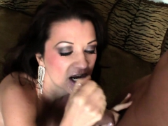 sexy mom raquel devine couch sex with young lover