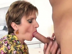 Adulterous Uk Mature Lady Sonia Pops Out Her Gigantic Tittie