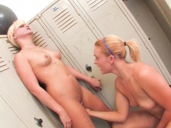 Kelly Surfer Get Bullied In The Locker Room Jamey Janes