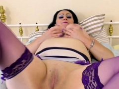naughty-british-housewife-playing-with-her-toy