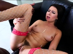 Melissa Moore gets her pussy penetrated by Lexingtons BBC