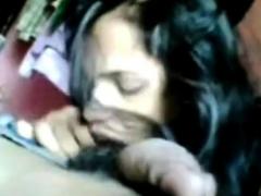indian woman blowjob