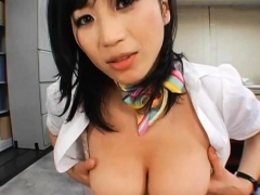 hawt secretary pleases her boss